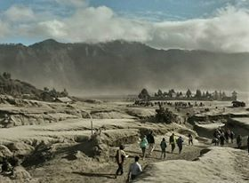 History of Bromo