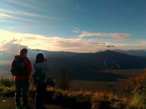 SUNRISE in BROMO MOUNTAIN