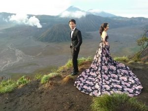 mount bromo prewedding package