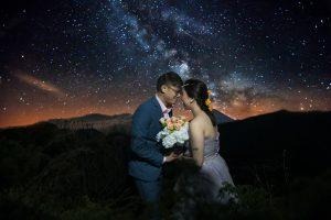 Mount Bromo Package Prewedding Under Milky Way