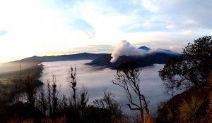 History of Mount Bromo Eruption