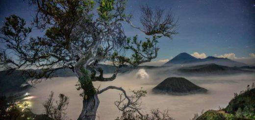 Mount Bromo Package Stargazing